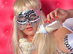 Ice cream Baby Gaga