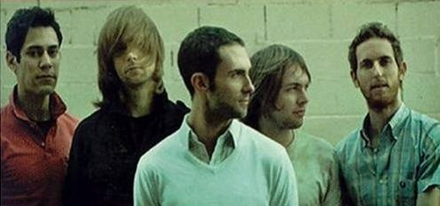maroon five