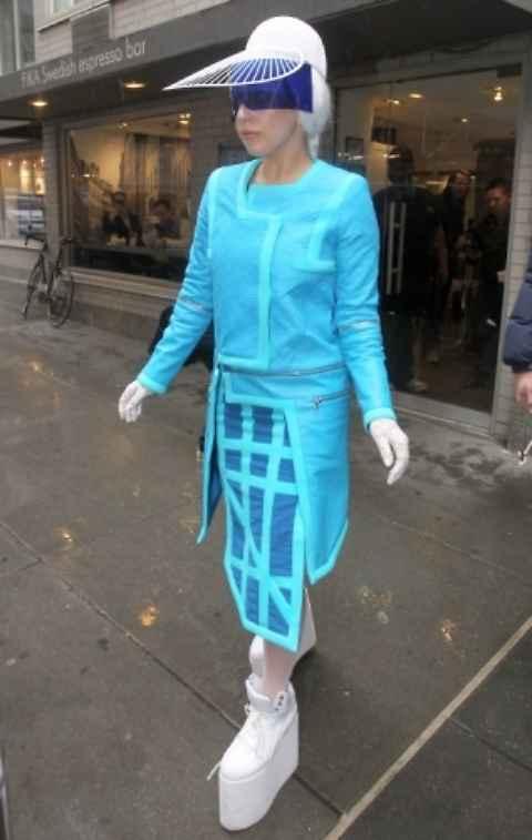 Lady Gaga (blocco 2)