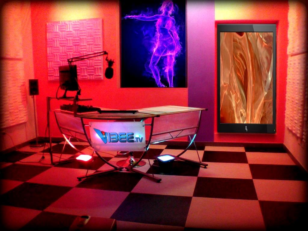 vibeetv studio