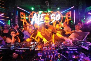 Alesso-on-stage