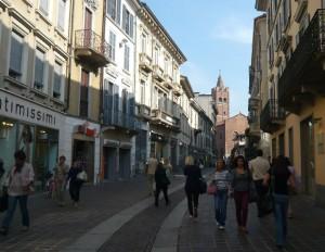 Via Italia Monza
