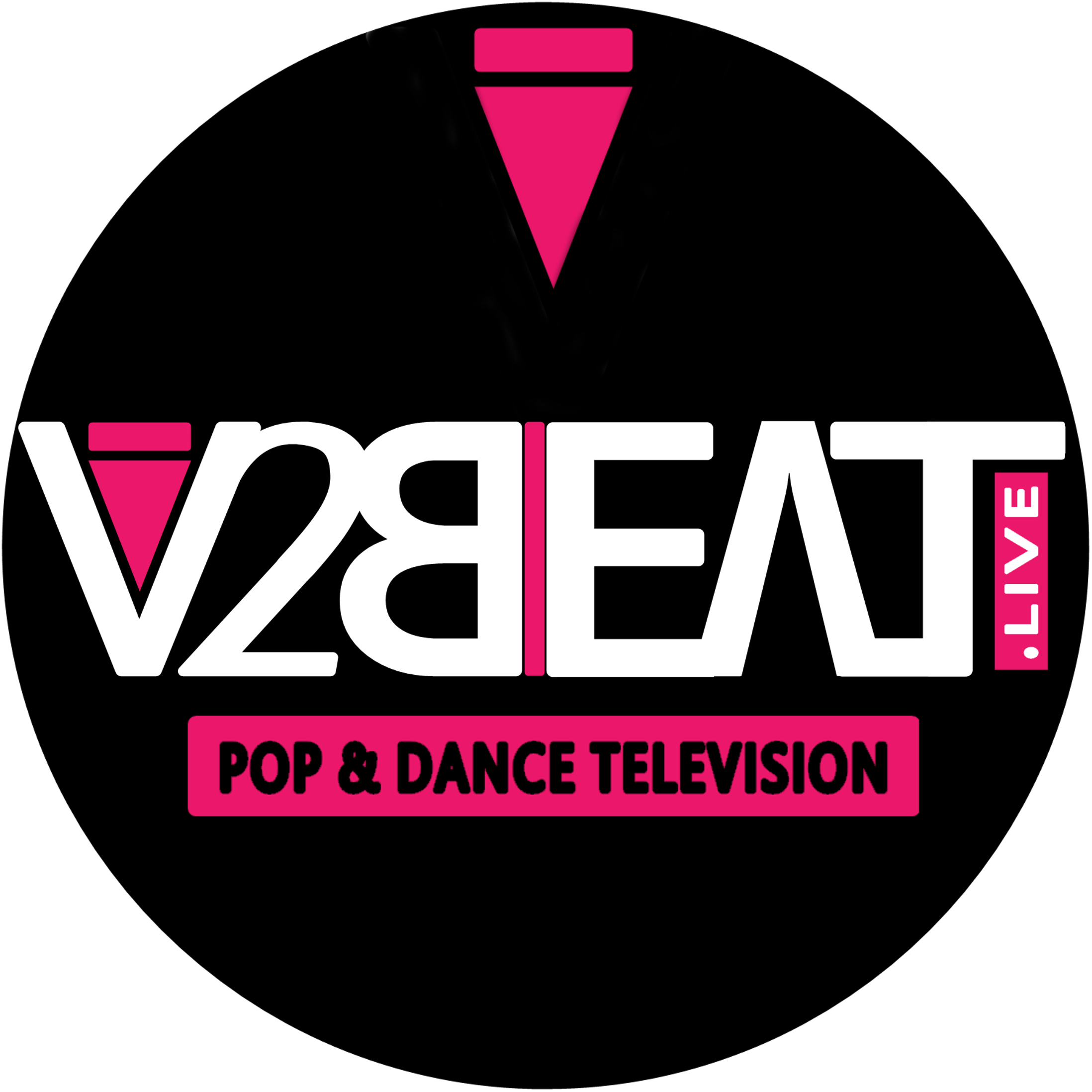 vibee Radio Tv Logo