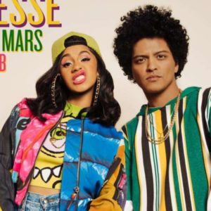 Bruno Mars ft Cardi - Finesse (Remix)