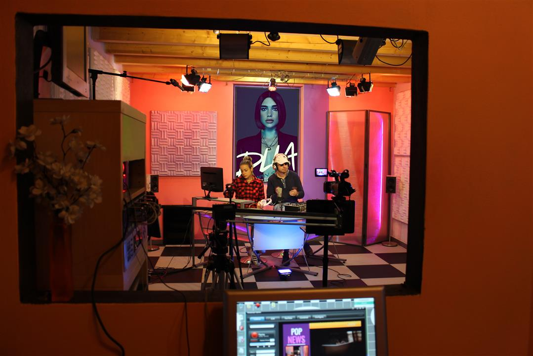 Pop News Studio (custom)