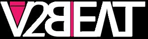 v2beat Radio Tv Logo