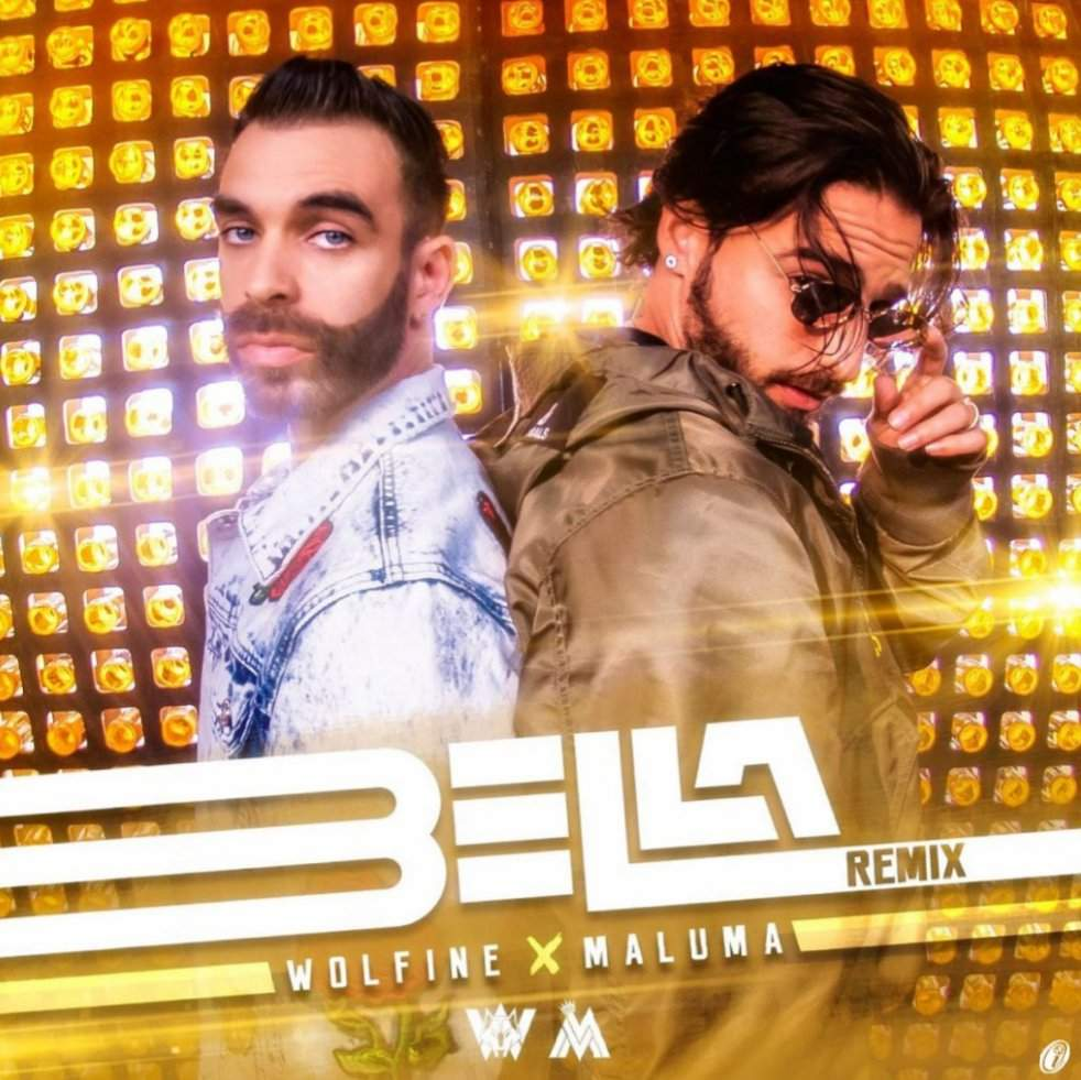 Wolfine Ft Maluma Bella