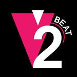 V V2beat rounded white new 1