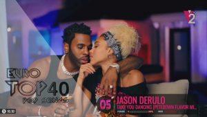 Pop Music Charts Derulo