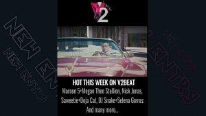 Hot Pop Hits V2beat Tv R(w12y21)
