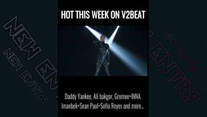 Hot This Week On V2beat Hot Pop Hits