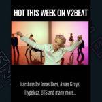 Hot Pop Hits V2beat (y21w23)